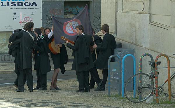 Lisboa ~ da ist Musik drin!