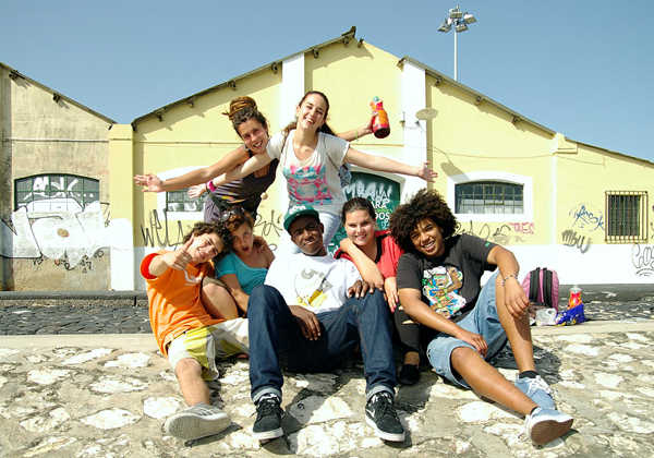 Lisboa ~ junge Stadt  ;-} Beatrice and Friends
