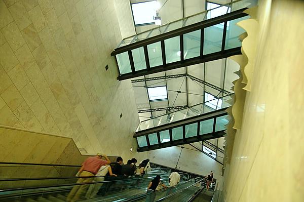 Stairways and Bridges