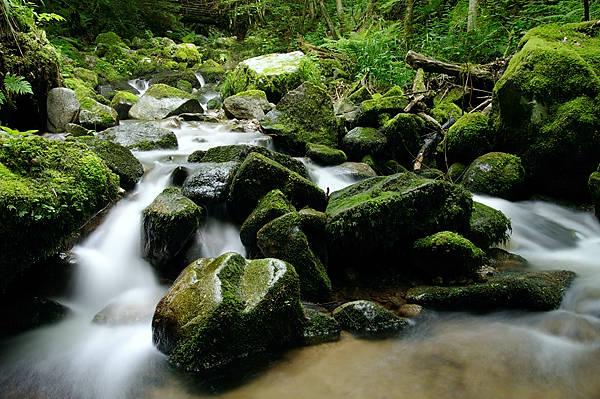 Cascades de St Nicolas