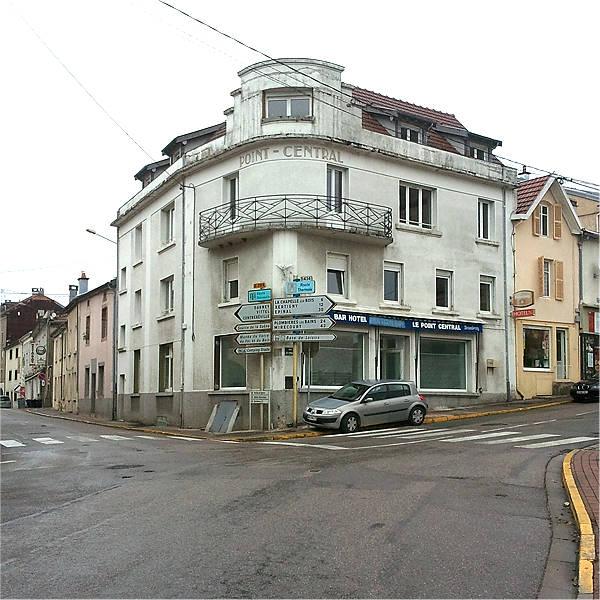 Le Point Central ~ aber da geht nix mehr . . .