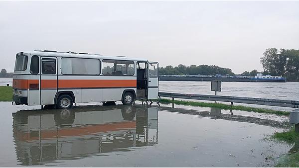Der Rhein kommt ;-}
