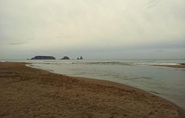 Spaziergänge am Strand ~ und so . . .