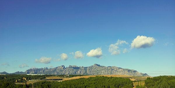 . . . und Montserrat etwas näher