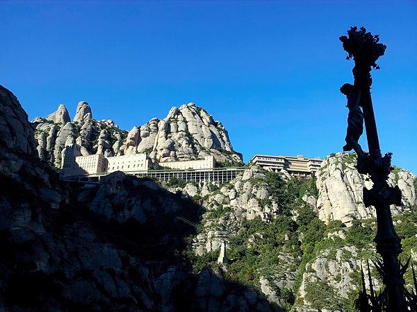 Kloster Montserrat ~ den Rest schenk ich mir!