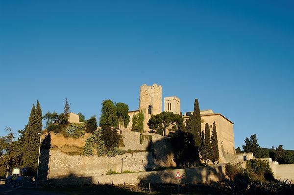 Castello von Sant Pere de Ribes