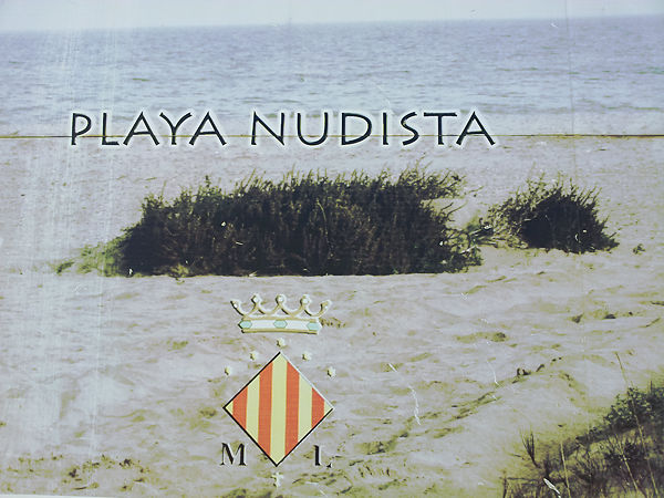 Playa Nudista de Sagunt