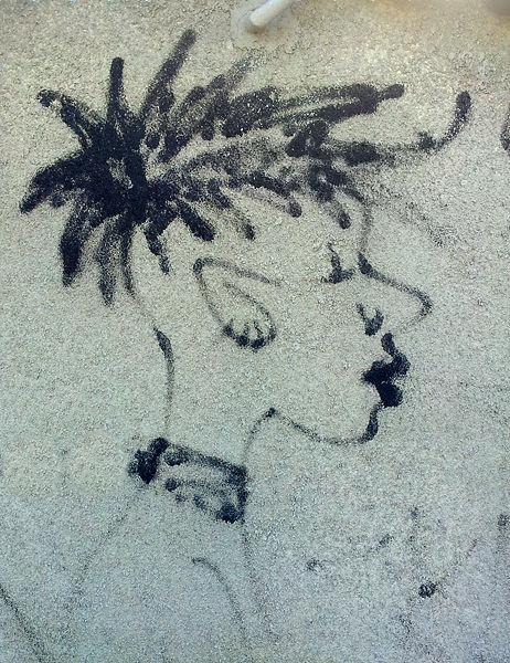 punk Queen . . .