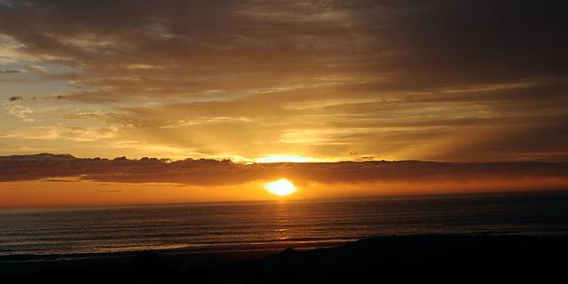 und immer wieder geht die Sonne auf! ;)