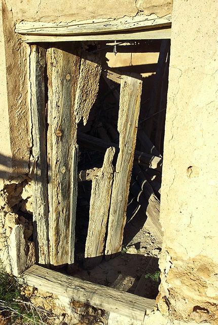diese Tür aus den Angeln . . .
