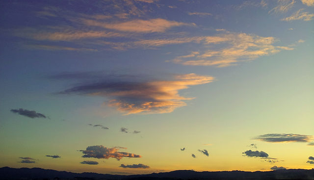 Al Andaluz ~ Abendhimmel