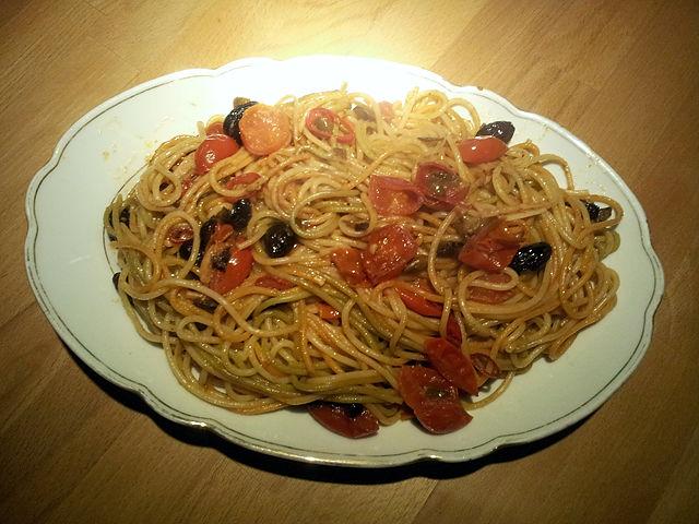 Al Andaluz ~ das italienische Abendessen!