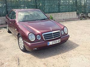Mercedes E 280 Elegance