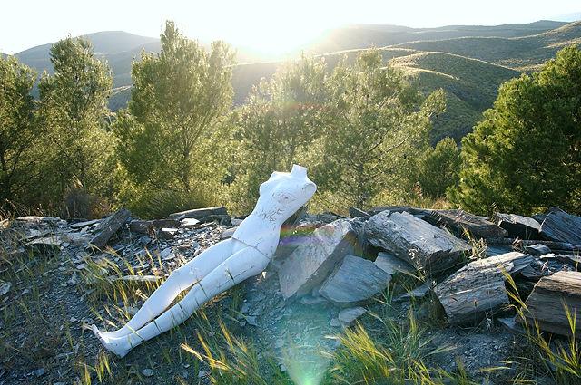 Carmendura in Landschaft