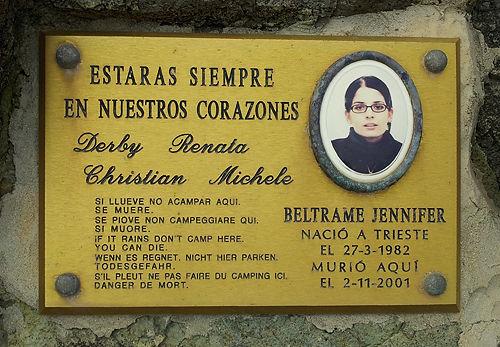 Jennifer Beltrame ~ in Memoriam