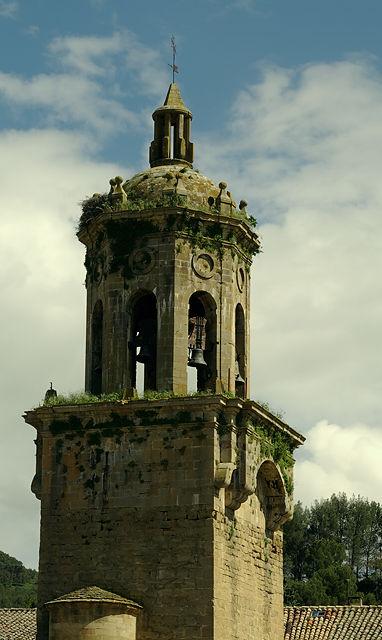 Turm der Santiagokirche