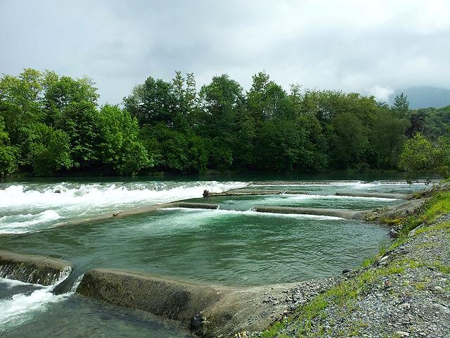 Le Gave de Pau ~ das große Rauschen!