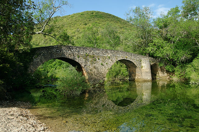 Buéges ~ Pont de Vareilhes