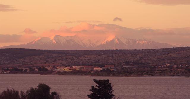 Pyrenäen in Sicht ~ Morgenstimmung