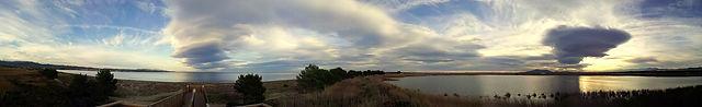 Ebrodelta, Handypanorama