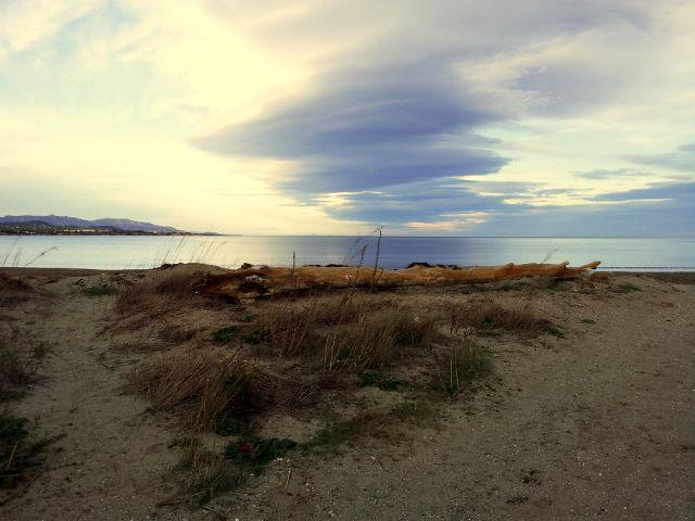Die andre Richtung, Blick zum Meer