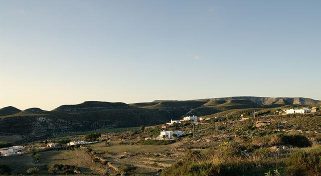 andalusische Hügellandschaft