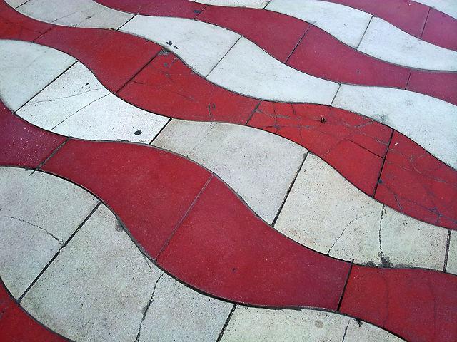 Almeria ~ Paseo am Strand