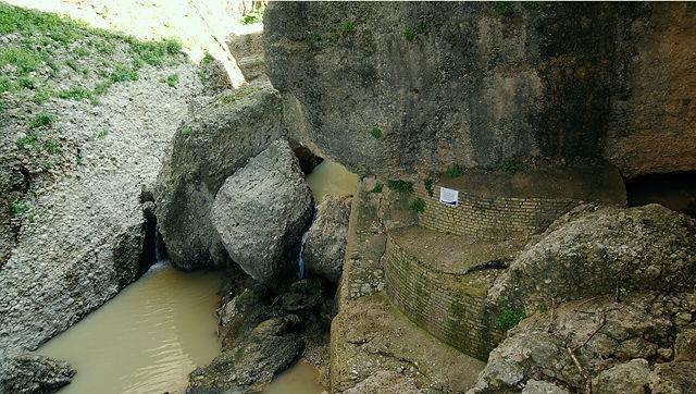 Am Grund der Schlucht ~ Rio Guadalevín