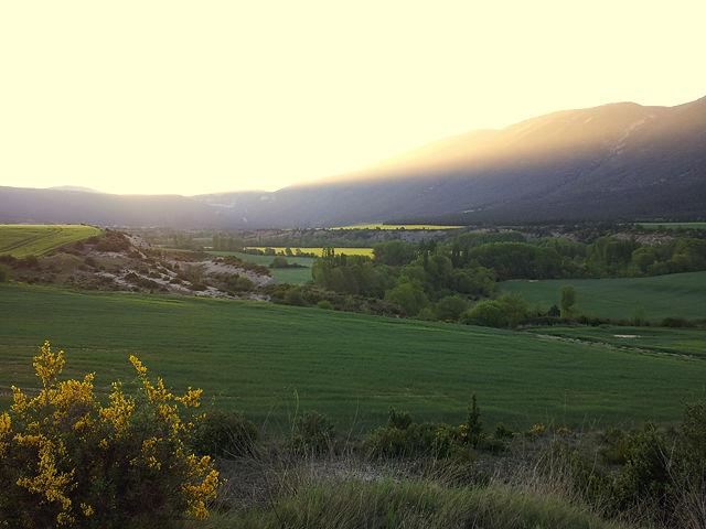 kurz vor Sonnenaufgang ~ Berge schon im Licht