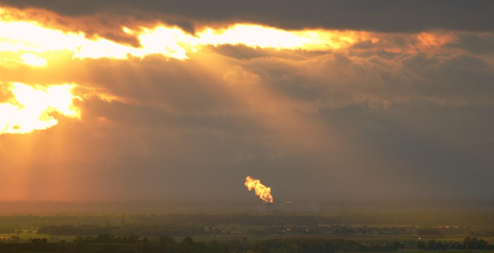 20. Oktober 2010 ~ Störfall im Kernkraftwerk Fessenheim!