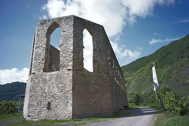 Klosterruine Stuben bei Bremm