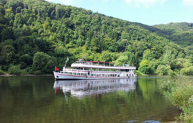 Cruising Mosel ~ Passagierschiffahrt ~ alte Rechtschreibung ;)