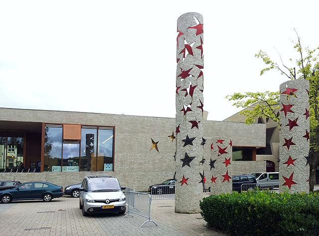 das Europamuseum in Schengen