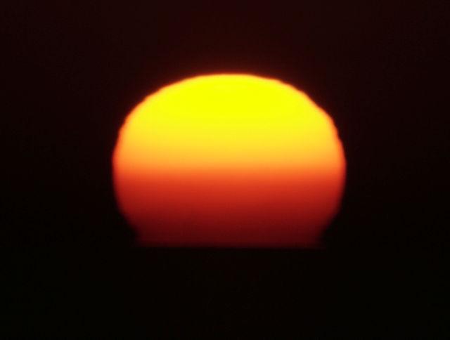 noch viel mehr Sonne!