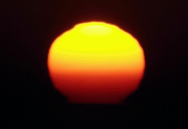 ganz viel mehr Sonne!