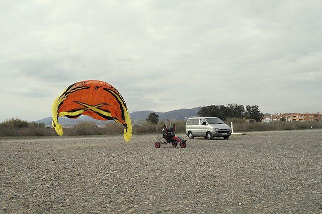Paraglider ~ los gehts!