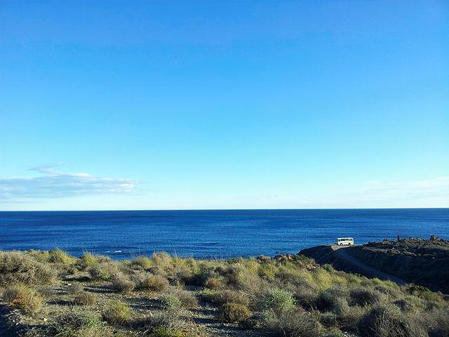 der neue Platz am Meer ~ inzwischen in Andalusien ;)