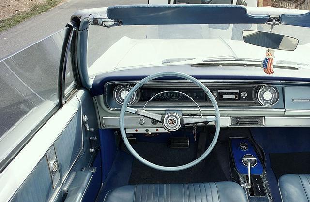 Impala ~ Armaturenbrett