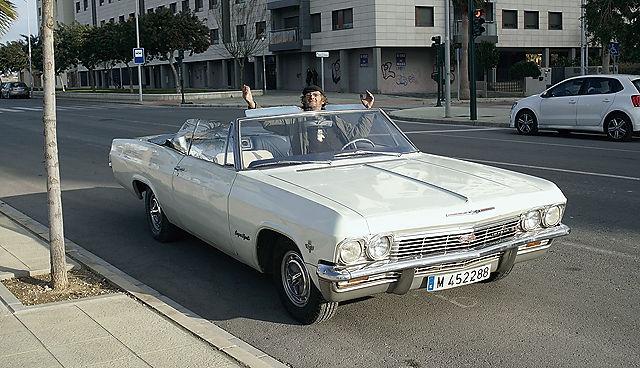 Chevrolet Impala ~ Pedro stolz wie Harry