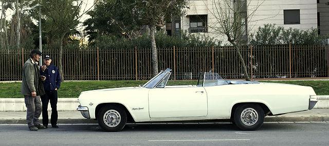 Chevrolet Impala ~ da werden Erinnerungen an die Kindheit wach