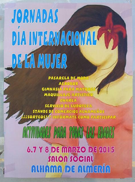Alhama de Almería ~ internationale Tage der Frau