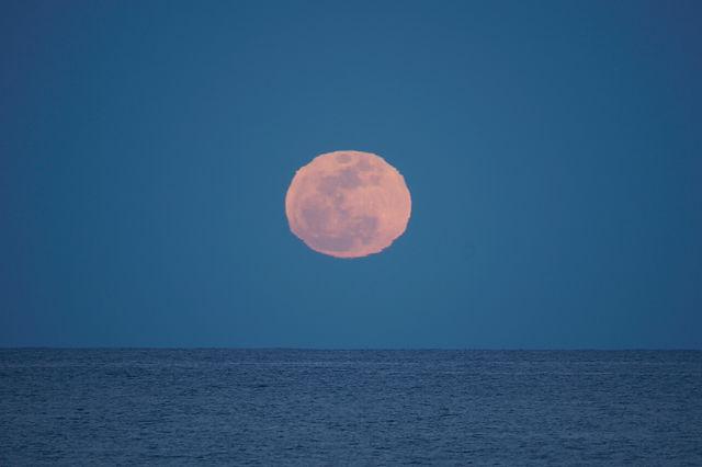 der volle Mond ~ Aufgang VI