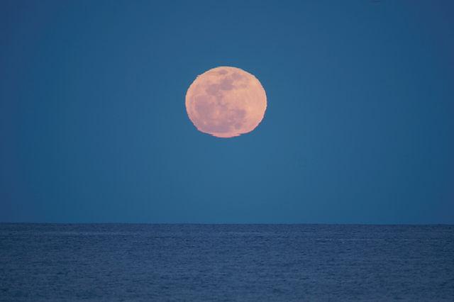 der volle Mond ~ Aufgang VII