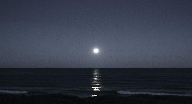 der volle Mond ~ Aufgang IX