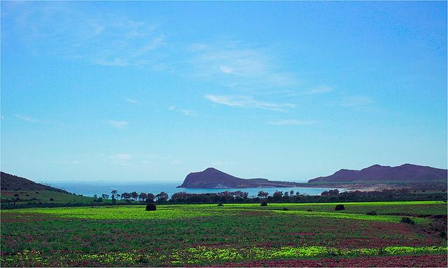 die Bucht im Paradies ~ Frühling in Al Andaluz