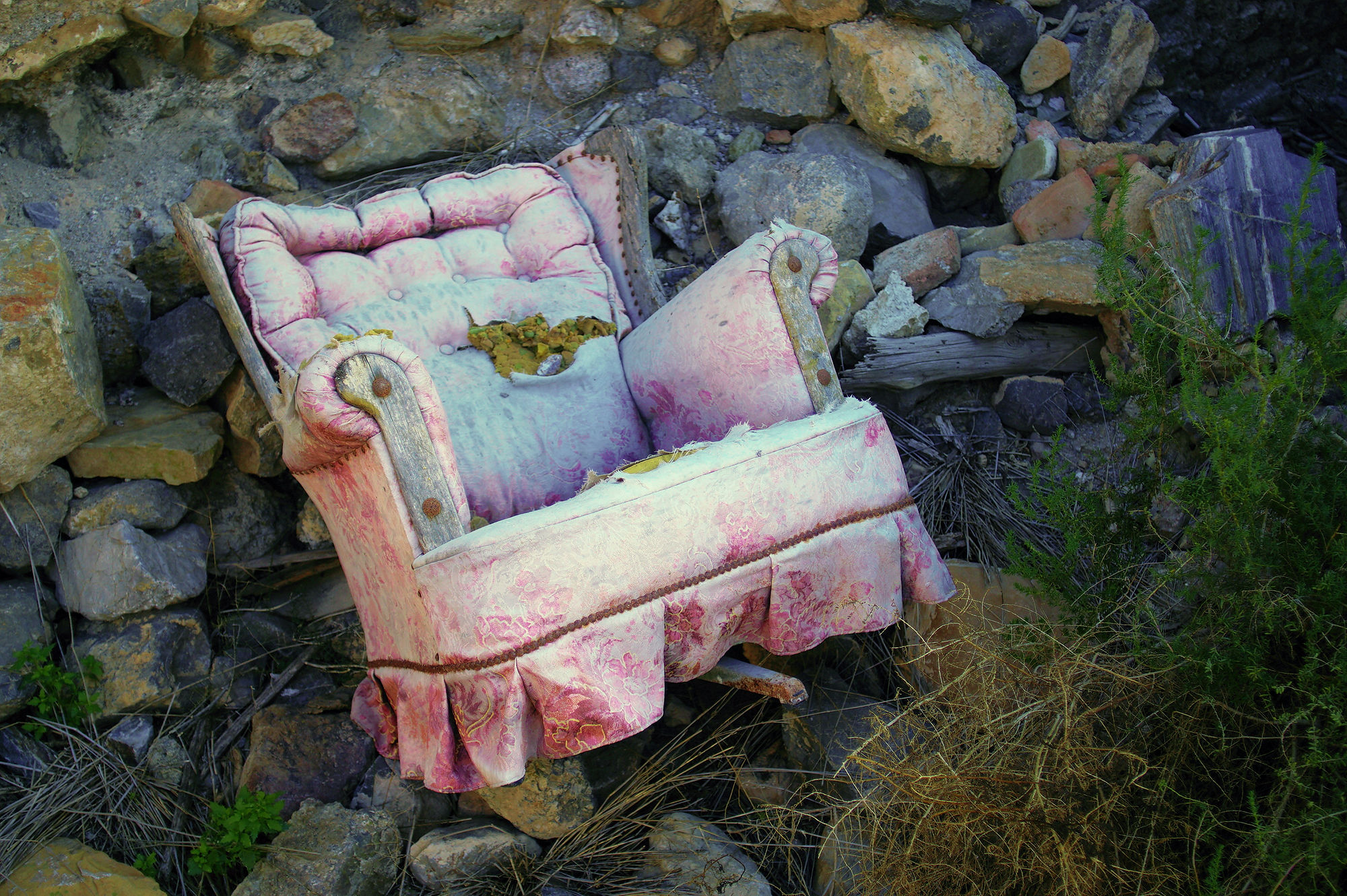 Sessel zum Sofa ~ bald ist die Einrichtung komplett! ;)