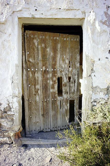 Tür zum Haus ~ außen