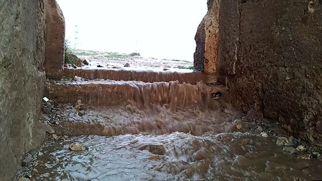 ein wenig feucht in Almería . . .