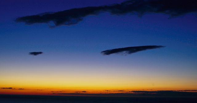 Sonnenaufgang ~ das dauert noch . . .