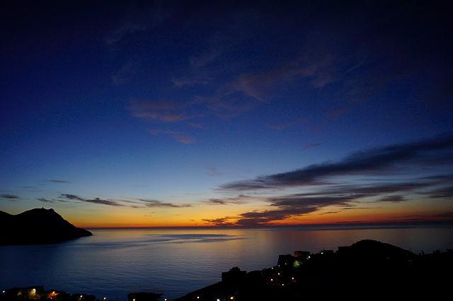 pre~sunrise I